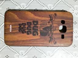 Capa para celular Samsung J5 nova