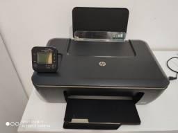 Impressora HP Deskjet 3516 completa - Usada