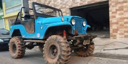 Vendo jeep 72