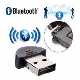 Adaptador Mini USB Bluetooth Compacto 2.0 Conexão Wireless