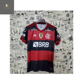 Camisa Flamengo 2020 Home Libertadores