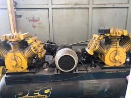 Compressor PEG semi-novo