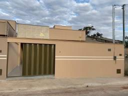 Casa 2 Quartos + suíte, excelente acabamento Setor Bandeirantes