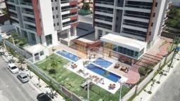 Apartamento para venda com 3 quartos e lazer completo no Guararapes