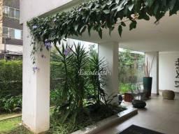 Apartamento com 3 dormitórios para alugar, 150 m² por R$ 6.000,00/mês - Higienópolis - São