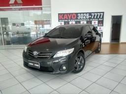 Corolla Gli 1.8 2012/2013 Auto Flex Mais novo do Brasil!!!!