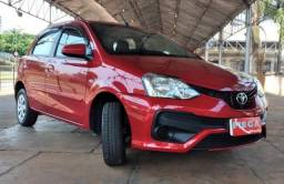 Toyota etios hatch 2017 1.5 ready 16v flex 4p automÁtico