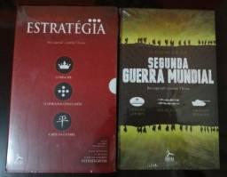Box O Essencial da Estratégia + O Essencial da Segunda Guerra, usado comprar usado  Canoas