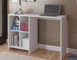 Mesa para Notebook R282 1,10 M, com nicho p/ livros