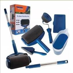 Título do anúncio: Rolo Pintura Inteligente Sem Sujeira Paint Roller Kit c/ 08 Peças