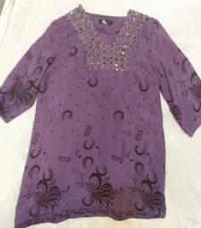 Bata/vestido indiana