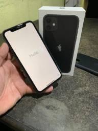 IPhone 11 black 64Gb sem detalhes