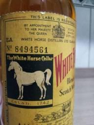 Whisky White Horse - Mais de 50 anos