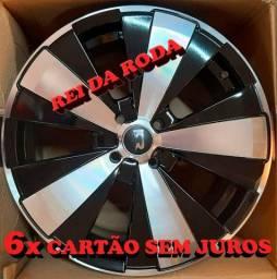 Jogo de Rodas Esportivas Modelo KR - R44 - ARO17