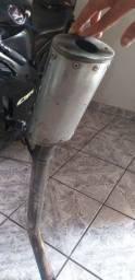 Cano esportivo CBR600