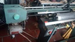 Maquina de tecer malhas