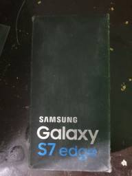 Samsung Galaxy S7 edge - Prata