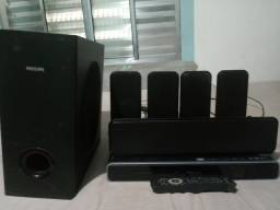 Home theater philips em standby 600w