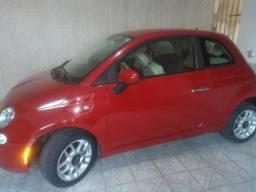 Fiat 500 2012 2012 com ipva pago 2020