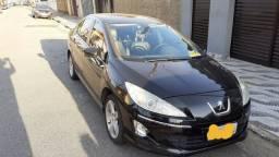 408 Peugeot 2.0 Griffe 16V 2012 Flex