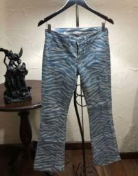 Calça jeans, marca iaiá