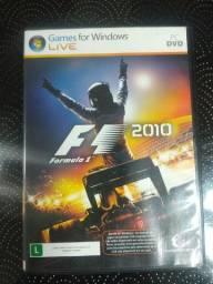 Jogo Fórmula 1 2010