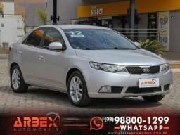 Cerato 2011/2012 1.6 EX3 Sedan 16V Gasolina 4P Manual