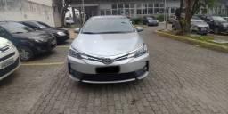 Corolla XEI 2019, único dono, ainda com um ano de garantia, em perfeito estado