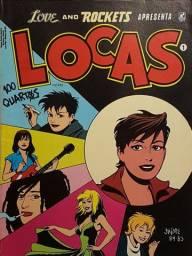 Liquidação! Pacote com Locas e Love&Rockets