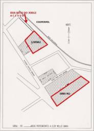 Vendo duas área em Girua - RS, saida para Mato Grande, comércio, etc