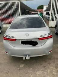 Corolla 2019/2019 carro zero