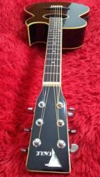 Violão elétrico Eagle GL 36 BK (Venda ou Troca*)