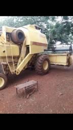Colhedeira colheitadeira 8055