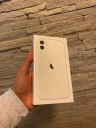 Iphone 11 64 GB &&&& branco lindo d +++