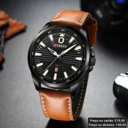 Relógio Masculino Original Curren Luxo lindíssimo