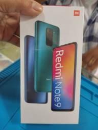 Xiaomi note 9 4 de ram 128 GB