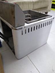 Fritadeira Croydon 2 cestos