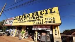 Vendo loja MULTI ITENS montada com ponto há 9 anos.