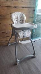 Cadeira alimentação Peg-perego