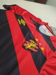 Título do anúncio: Camisa do Sport temporada 21/22