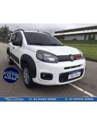 Título do anúncio: Fiat Uno Way 1.0