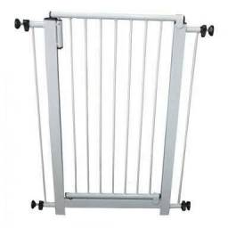 Grade Pet portão portãozinho porta portinha proteção cachorro bebê