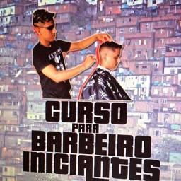 CURSO PARA BARBEIROS INICIANTES