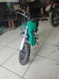 Título do anúncio: Vende-se mini moto