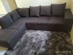 Título do anúncio: Vendo sofá usado em bom estado.