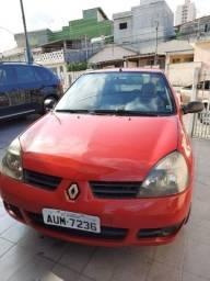 Clio 3 portas - 90.000 KM  - R$ 14.000,00