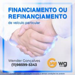 Financiamentos ou Refinanciamentos de Veículos.