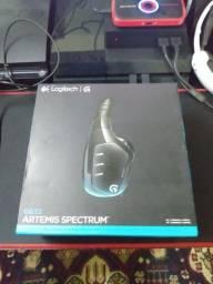 Headset Logitech G633 RGB na Caixa