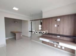 Belíssimo apto no Spazio Blu de 1 dormitório para alugar, 43 m² por R$ 1.600/mês - Bom Jar