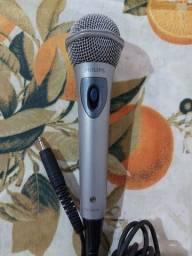 Microfone SBC MD 195 Philips